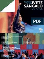 Livreto Digital - Multishow Ao Vivo