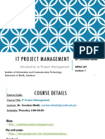 Lecture 1_ Introduction to IT Project Management