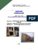 Documentatia Tehnico-economica_V. Farcas