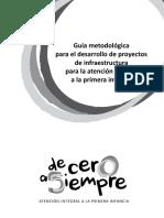 Guia Metodologica Plan Padrino