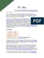 El  zika
