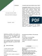 Livro Da Missa Do 3º Ano Da Martins Rodrigues 2015