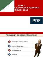 PSAK 1 Penyajian Laporan Keuangan Revisi 2013 20042015