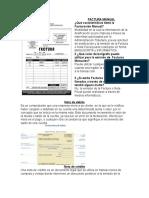 Factura Manual