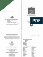 Manual de Normas Da APA