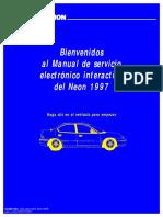 Manual Chrysler Neon 1997
