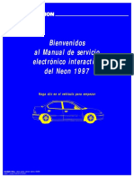 Manual Chrysler Neon 1997