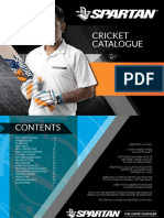 23 May 2014 INDIA Cricket Catalogue