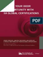 Certification Brochure