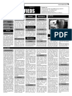 Claremont COURIER Classifieds 2-19-16
