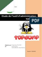 Etude de l'Outil d'Administration Réseau TCPDUMP
