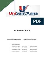 Plano de Aula Flauta