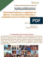Diversidad Linguistica en Mexico Estudio