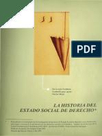 La Historia Del Estado Social de Derecho