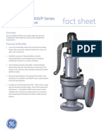 GEA 18714 Consolidated 1900-P Series Safety Relief Valve Fact Sheet
