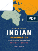 Africa in the Indian Imagination by Antoinette Burton