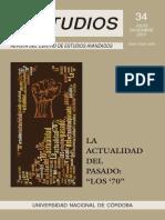 Rev Estudios 34 del CEA/UNC