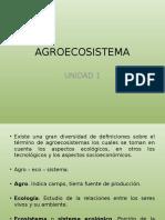 Agroecosistema Clase