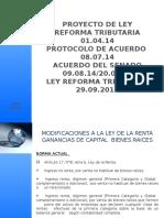 Reforma Tributaria Bienes Raices