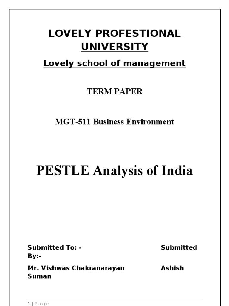 Nice Pestle Template Ideas - Entry Level Resume Templates ...