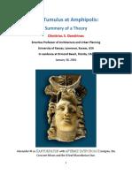The Tumulus At Amphipolis Summary