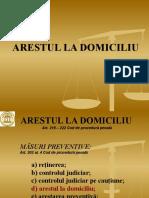 Powerpoint Arestul La Domiciliu