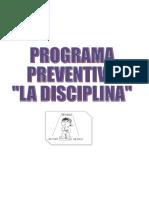 Programa Preventivo 82005