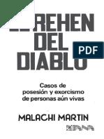 Malachi Martin El Rehen Del Diablo