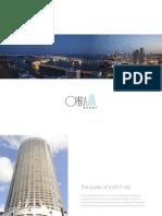 Opera TowerMiami FL New Construction Communities | Opera Tower