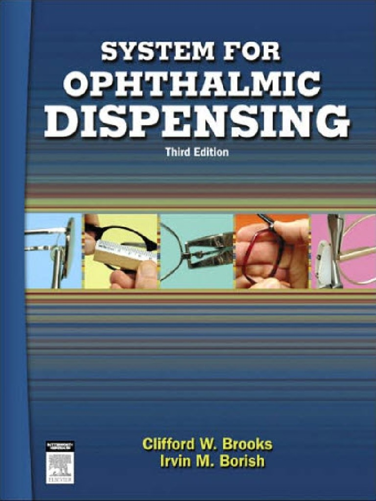 dc35826a3e8 System for Ophthalmic Dispensing 3rd Edition Brooks