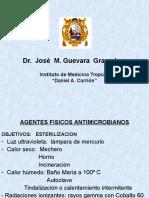 Agentes Físicos, Químicos y Antimicrobianos