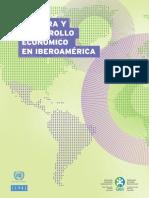 Cultura y Desarrollo en Iberoamérica - La CEPAL