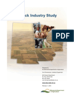 2015 Livestock Industry Study