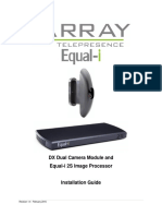 Array Telepresence DX-2S Installation Guide v1 4