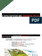 05 Presentación Conceptos Hidrología