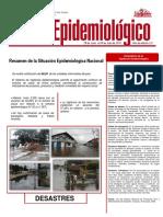 Boletín Epidemiológico semana 26