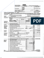 President Obama 2010 Tax Return