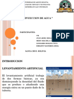 Inyeccion de Agua Diapositiva