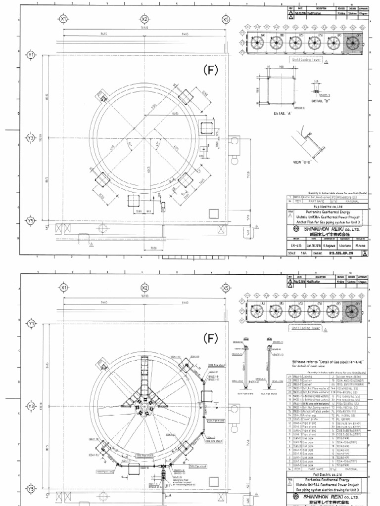 R13-555-RP3-119 Gas pipe erection drawing_Rev.1('16.2.16) (1)
