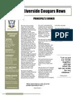 february newsletter 2016