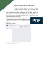 Membuat Media Pembelajaran Interaktif Dengan Construct 2 part 1