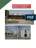 Monografía de San Pedro Comitancillo