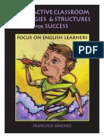 InteractiveClassroomStrategiesandStructuresforSuccess Dr.franciscaSanchez