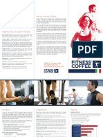 Brochure Fitness Coffee English Us A