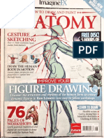 ImagineFX - How to Draw and Paint Anatomy