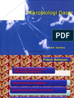 Mikrobiologi Dasar 1