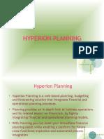 Hyperion Planning Slides