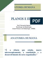 AULA 03 - Planos e Eixos Anatômicos