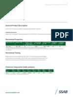 173 Armox 440t Uk Data Sheet