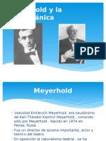MeyerHold y La Biomecánica